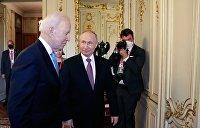 Геополитический кульбит. О чем могут договариваться Россия и США по Украине