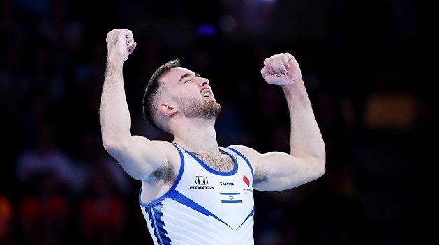 Выходец из Украины завоевал золото Олимпийских игр для сборной Израиля