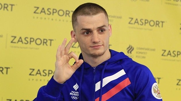 Боксер из Крыма прошел в полуфинал Олимпиады