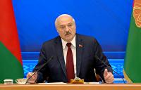 Лукашенко побил собственный рекорд по продолжительности общения со СМИ