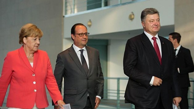 Залищук: Украине Донбасс нужнее дружбы с Германией и Францией