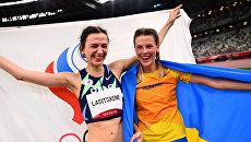 Россиянка Ласицкене высказалась о ситуации с украинской легкоатлеткой Магучих