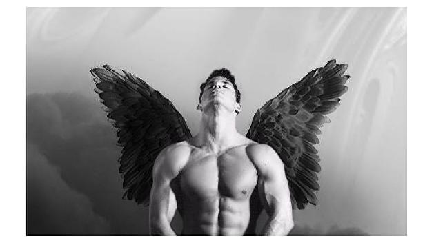 Какой город, такие крылья: по Запорожью гуляет «падший ангел»