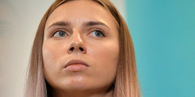 Тимановская продала медаль на интернет-аукционе