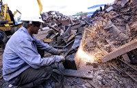 Успехи деградации. Почему в Украине резко вырос экспорт металлолома