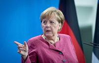 Восточное турне Меркель: зачем канцлер Германии едет в Россию и на Украину