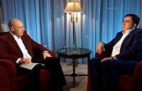 «Гордон съел Гордона и выпил Саакашвили»: экс-президент Грузии описал необычную встречу с украинским журналистом
