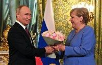 Политолог Марков объяснил, почему Меркель виновата в деградировавших отношениях России и Германии