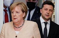 «Такое немцы не прощают»: соцсети о визите Меркель в Украину