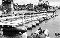 Начало трагедии, имя которой – «Киевский котёл». Как немцы впервые форсировали Днепр