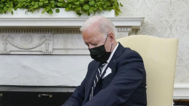 Сонный Джо не любит шуток. Зеленского не принимают, но он не сдается