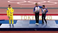 Украинский паралимпиец отказался фотографироваться с российскими спортсменами