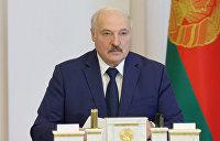 На Украине обрушился рейтинг Лукашенко