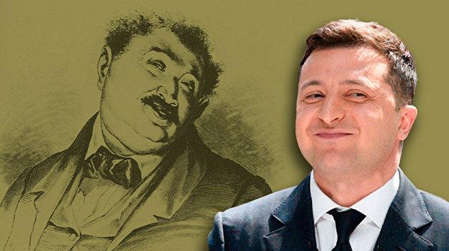 «План трансформации Украины» от Зеленского. Пустая «маниловщина» или циничный расчёт?