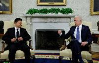 Странный Зеленский, недоверчивый Байден: как прошла встреча лидеров Украины и США
