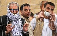 Десятки афганских беженцев застряли между Польшей и Белоруссией