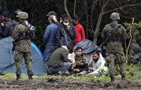 Обострение у границы. Польша ввела режим ЧП, Белоруссия двинула внутренние войска на запад