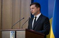 Зеленский не осмелился ответить, кто важнее для Украины - США или Китай