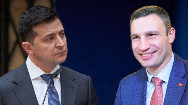 Кличко рассказал о «перепалке» с Зеленским на дне рождении Суркиса