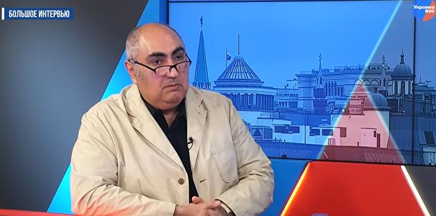 Рафаэль Ордуханян: успех проекта интеграции Донбасса - вопрос выживания России