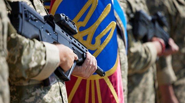 Минобороны Украины пожаловалось на нехватку денег