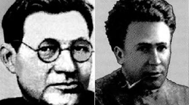 День в истории. 22 сентября: в Киеве расстреляны сразу два генеральных прокурора Украины