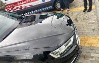 Убить всех: Геращенко рассказал, зачем киллеры стреляли сначала в водителя Шефира