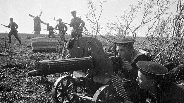 «Стреляла по Одессе. Больше не будет». Как легендарные «черные бушлаты» провели первую десантную операцию