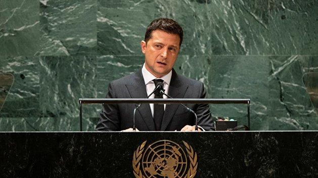 Историей с Шефиром Зеленский привлек «негативное» внимание в ООН — эксперт