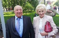 Вову закидывают помидорами: отец Зеленского появился в Instagram