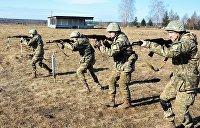 Доклад института Вашингтона: военная академия Украины готовит курсантов-неонацистов