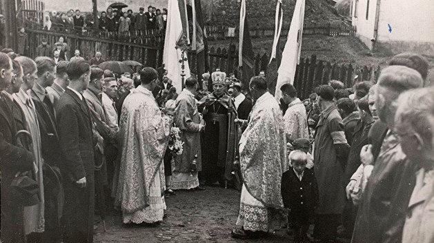 «Кто из священников находил в себе мужество не подчиниться бандеровцам, тех в лучшем случае убивали на месте»