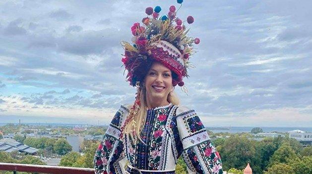 Украинка признана самой красивой и спортивной мамой в Европе