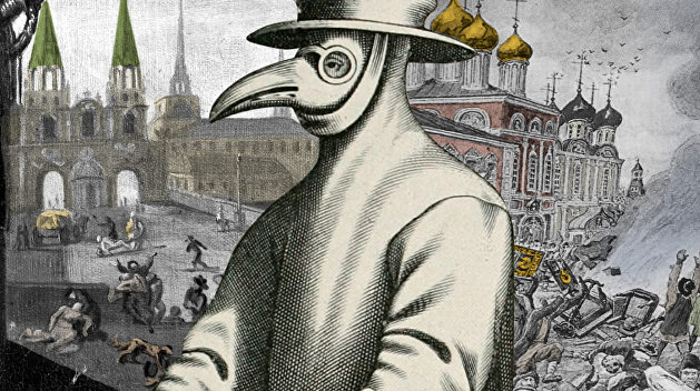 Чумной бунт. Как малороссы спасали Москву от страшной эпидемии
