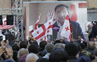 Чемодан без тормозов. Зачем Саакашвили рвется под арест в Тбилиси