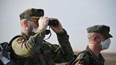 Поле битвы достается консультантам. На Украине будет действовать военная миссия Германии