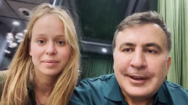 Новая украинская любовь Саакашвили уже прибыла к нему в тюрьму - СМИ