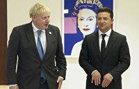 Слуга двух метрополий. Похоже, Украина переходит под контроль Лондона