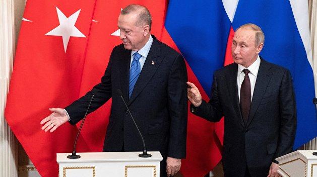 «Символ краха Османской империи». Когда Эрдоган признает Крым российским