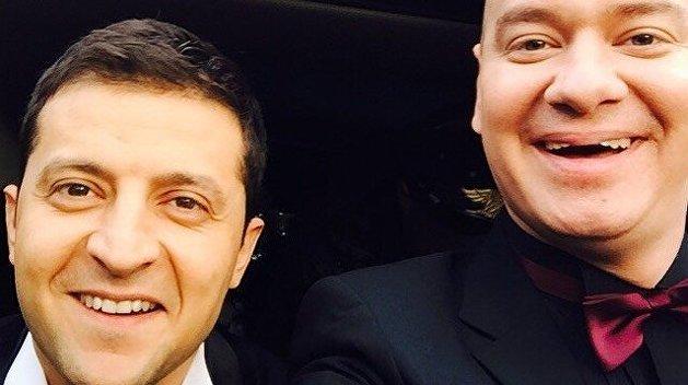 «Я тоже люблю»: друг Зеленского признался, что собирается обосноваться в Греции