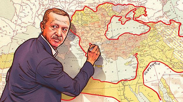 Большая игра на границах России. Станет ли российский Крым турецким?