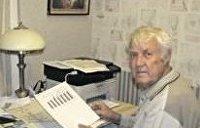 Умер украинский народный синоптик Леонид Горбань