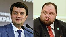 «Завтра отправим Зеленскому на подпись»: новый спикер Рады ответил Разумкову насчет закона об олигархах