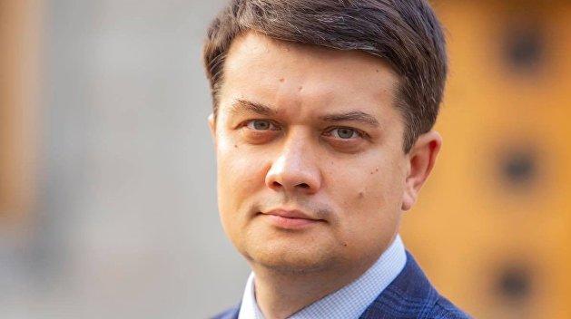 Разумков заявил, что смерть Полякова вызывает множество вопросов