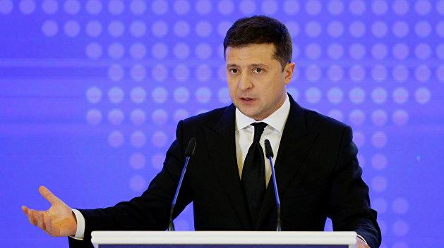Зеленский: Энергетическая независимость Украины возможна только с российским газом