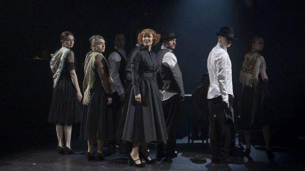 Тайна: спектакль в театре Вахтангова отменили из-за одесситки Гришаевой