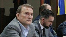 Медведчук: В 2014 году не было запрета на поставки угля из ЛДНР