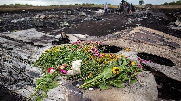 В ДНР почтили память жертв крушения малазийского «Боинга»