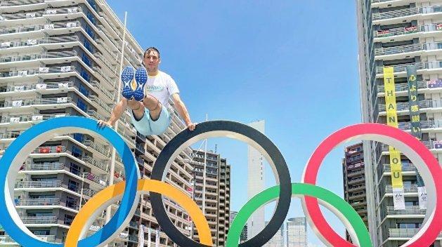 Украинский призер Олимпиады заявил, что пойдет в президенты
