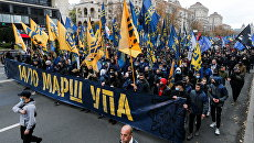 Договорной марш. По следам украинских неонацистов